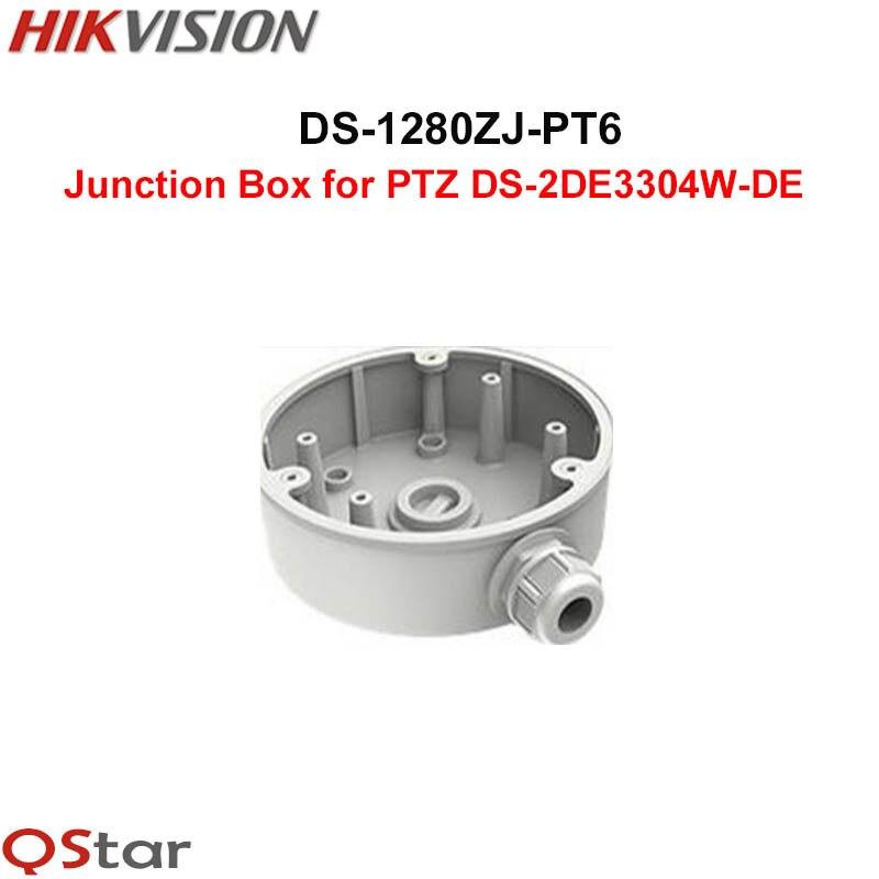 DS-1280ZJ-PT6 распределительная коробка для PTZ DS-2DE3304W-DE