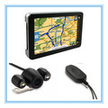 "Vehicle Reverse Parking 2016 Universal 7"" Car GPS Navigation Navigator Bluetooth AV-IN Wireless Reverse Camera I GO europe Map"
