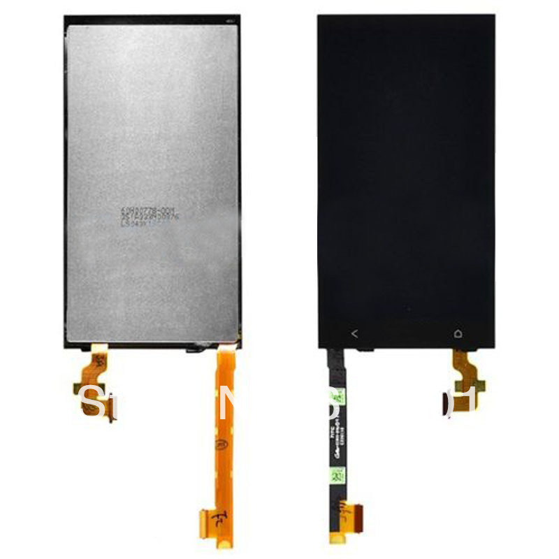 Free Shipping 1pc/lot Brand new LCD Display Touch Screen Digitizer Assembly For HTC ONE MINI  Black тюбинг no name дв 65х2 см