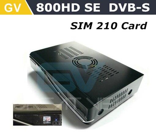 2 шт./лот Бесплатная доставка завод Оптовые последнюю версию DM 800HD SE S, санрей 800se 800HD SE DVB S2 спутниковый ресивер Linux