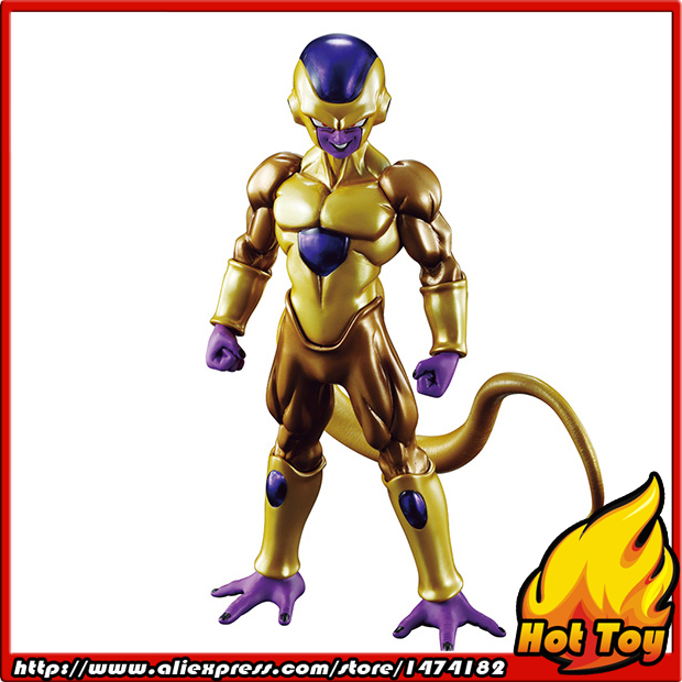 100% Original MegaHouse Dimension of DRAGONBALL D.O.D Complete Action Figure - Golden Frieza from Dragon Ball prettyangel genuine megahouse dimension of dragon ball dod bulma pvc action figure
