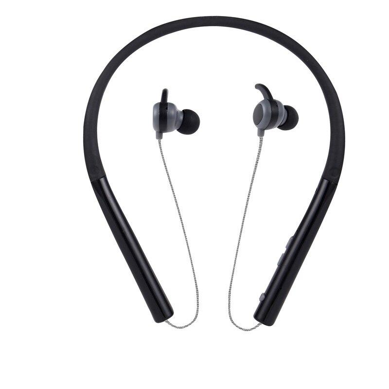 760A Wireless Bluetooth Headset Sports Bluetooth Earphones Headphone with Mic Bass Earphone for Samsung S6 S7 S8 iphone 5 6 7 wireless headphones v4 1 bluetooth earphone stealth sports headset ear hook earpiece with mic for iphone 7 7s samsung xiaomi