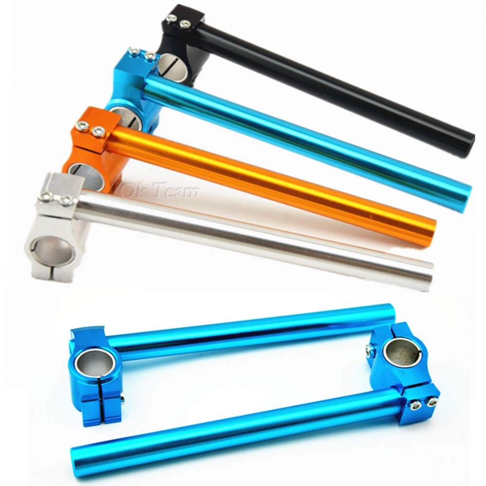 Race Handle bars 27mm to 54mm Race Clip ons