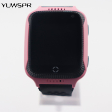 1pcs scorching GPS monitoring watch for youths Flashlight youngster Digicam contact Display screen SOS Name Location Child Watches Sensible wristwatches Q529