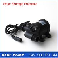 24V Micro Water Pump, Submersible Small electric Pump, magnetic, DC40C 2460 upgrade model, more powerful and self protection