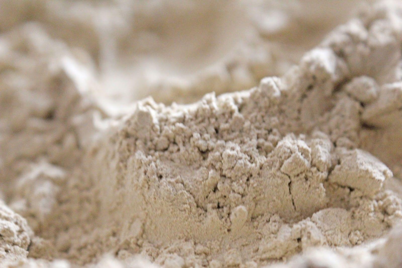 Fullers Earth Multani Mitti Fuller's Earth Facial Clay Pure Clear Skin Free Ship