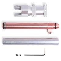 Surwish Aluminum Alloy Short Bullet Transformed Kit for Nerf Alpha Trooper Sivler + Pink