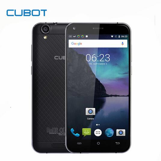 Cubot Manito Android 6 0 5 0 inch 4G Smartphone MTK6737 Quad Core 1 3GHz 3GB