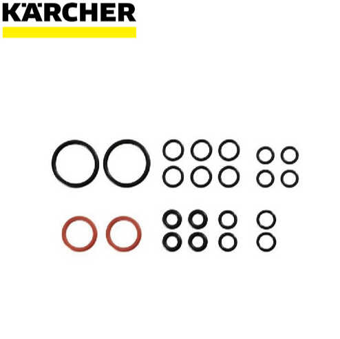 22pcs/lot Karcher Steam cleaning machine SC1025 2.500 4.100 5.800 1020 Steam O-ring package