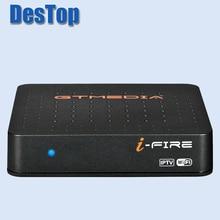 GTmedia IFire IP ТВ приемник full HD 1080P Встроенный 2,4G WiFi коробка поддержка для Xtrem и Youtube