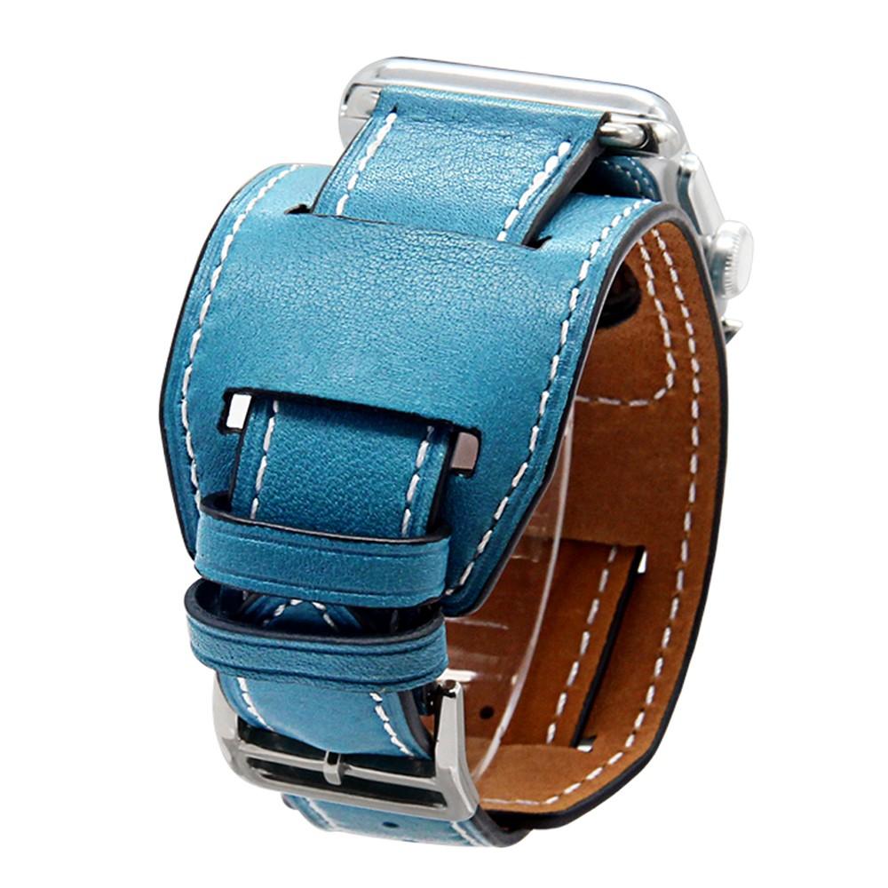 Apple Watch Cuff bracelet Blue 9