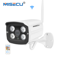 New Night Vision 1280 720P HD 1 0MP P2P Wireless Waterproof Wifi ONVIF Camera IR In