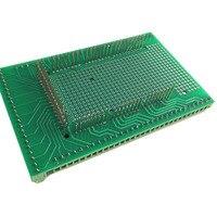 1 set MEGA-2560 PCB Prototype Screw Terminal Terminal Block Shield Module Block Shield Board Kit Breakout Board