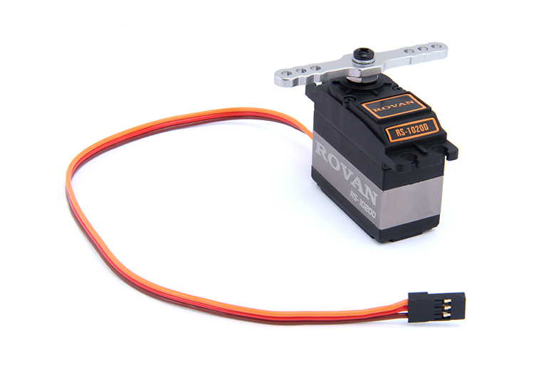 RC CAR PART 20KG High Voltage Digital Servo Throttle Brake Standard Servo FOR HPI ROVAN KM BAJA 5B 5T 5SC 2.0 jx pdi 6221mg 20kg large torque digital standard servo for rc model