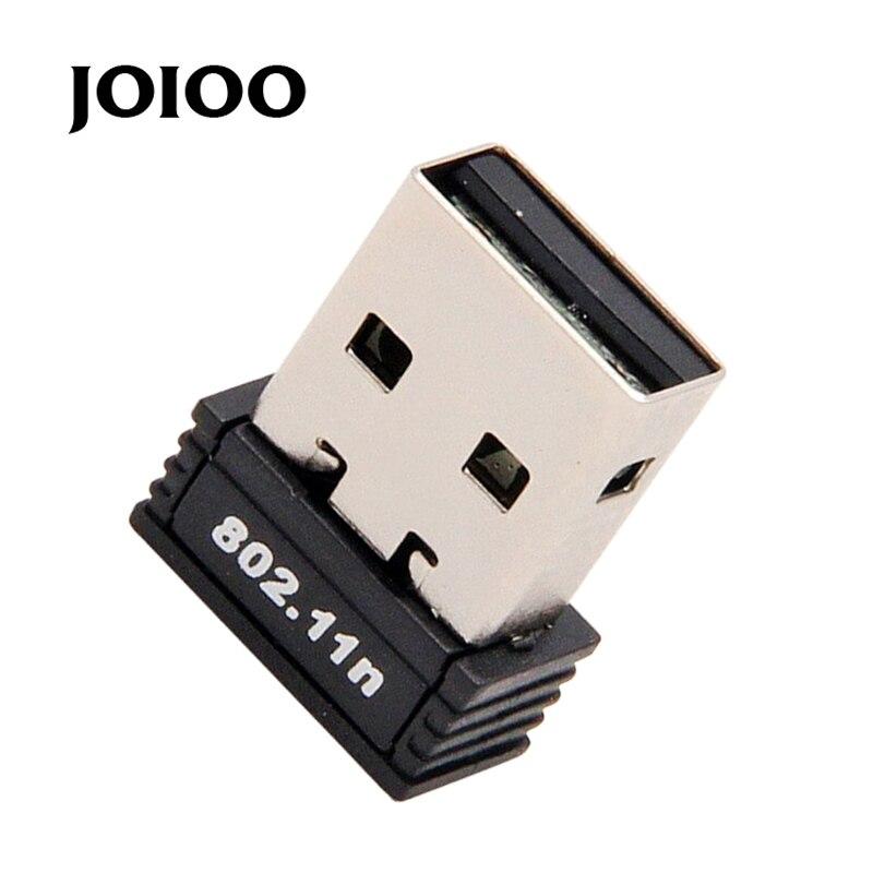 Новое поступление, USB беспроводной адаптер W4 joioo по низкой цене, 150 Мбит/с, Wi-Fi 802.11n 150M, беспроводной сетевой ключ Raspberry Pi B