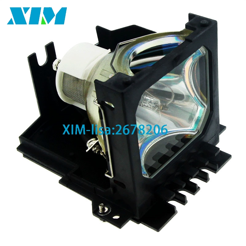 Free Shipping TLPLX45 Replacement Projector Lamp with Housing for TOSHIBA TLP-SX3500 / TLP-X4500 / TLP-X4500U projector free shipping dt00757 compatible replacement projector lamp uhp projector light with housing for hitachi projetor luz lambasi
