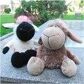 2Pcs 25cm NICI Sheeps Stuffed Plush Toy, Baby Kids Doll Gift Free Shipping