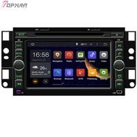 TOPNAVI 7 ''Quad Core Android 6.0 Samochód DVD Gry dla EPICA/Tosca/Epica/Kalos/Daewoo Gentra/LOVA/Daewoo Kalos/Barina/Pontiac G3