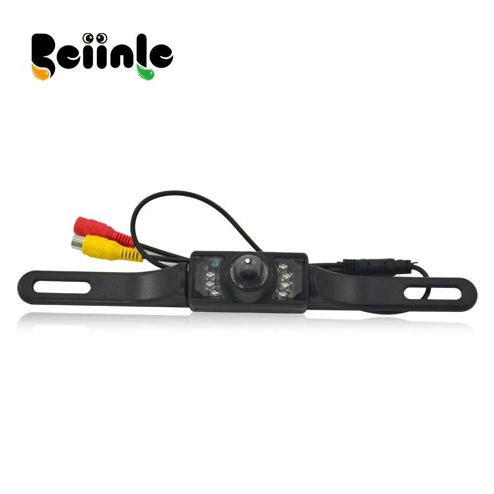 Wireless Module The Newest Europe license plate frame car reversing rear view camera with backup parking