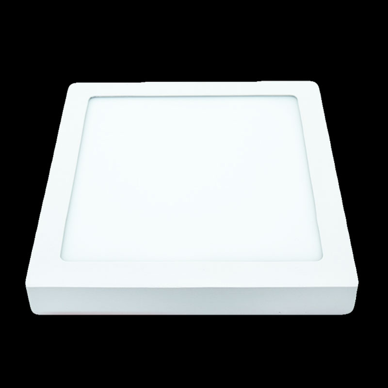 18W LED Beam Surface Ceiling Panel Down Light Lamp Cool White 6500K 70lm/w usb3 0 round type panel mounting usb connecter silver surface