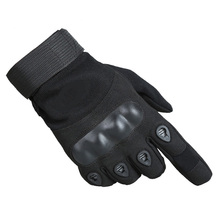 Full Finger Gloves 1 Pair Tactical Gloves Paintball Army Military Airsoft Shooting Combat Anti-Skid Bicycle Hard Knuckle цены