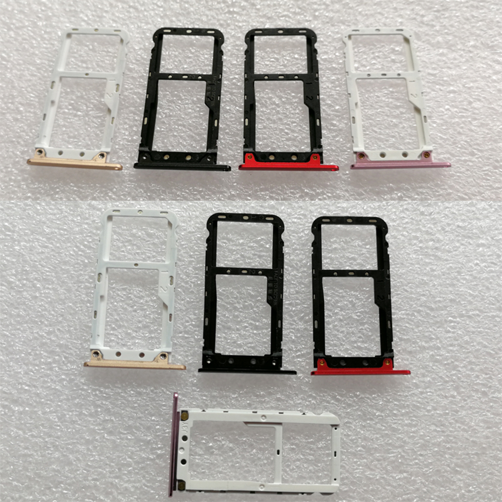 For Xiaomi Mi A1 SIM Card Tray Holder Micro SD Card Slot Adapter Sim Card Adapter For 5.5