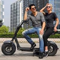removable battery long range china electric moped e motorcycle scooter 1000w adult big wheel e power scooter