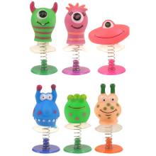 Party Favor Fillers Pinata-Stock Bouncing Jumping Loot-Bag Spring Gifts MONSTER Prizes