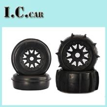 baja 5T 5SC Desert Wheels and tyres for 1/5 HPI Baja 5T 5SC Parts Rovan KM