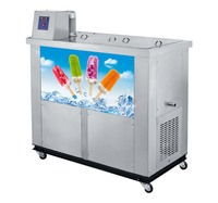 Commercial Popsicle Machine 2016 new brand 110v 16000~18000pcs/day Stainless Steel 50Hz 220Vy