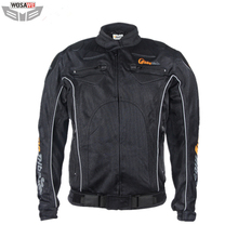 Motorcycle Jacket Riding Armor Motocross Off-road Racing Jacket Men Rider Clothing Motorbike Protector Moto Protection Gear duhan men s oxford cloth riding motocycle racing jacket coat with cotton liner motocross windproof clothing five protector gear