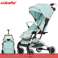 2018 stroller can sit reclining light portable folding children ultra light cart children baby stroller 0 3 years old can be use