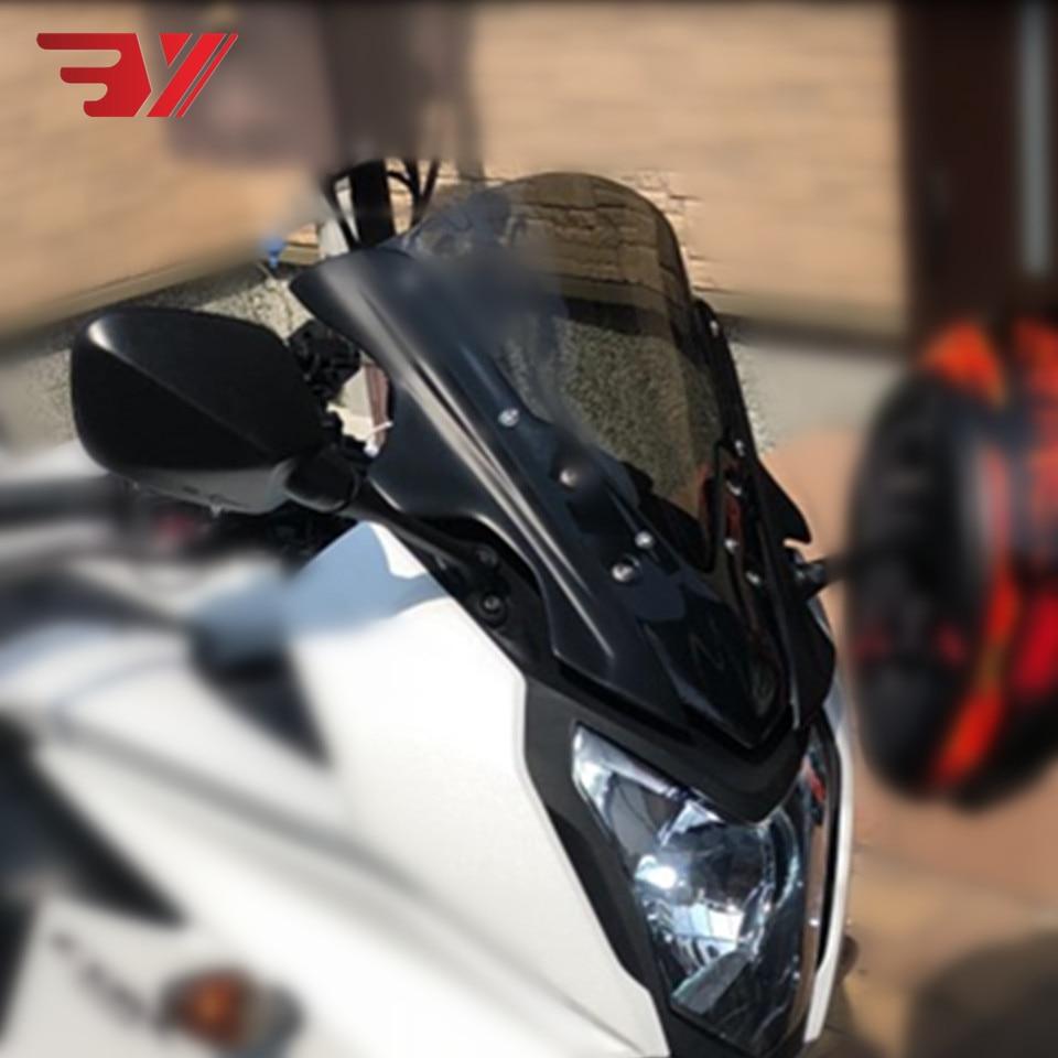 BYSPRINT 2019 NEW Item Windshield Windscreen Visor Viser For Honda CBR650F CBR 650F 650 F 2014-2018 2015 2016 2017 ABS