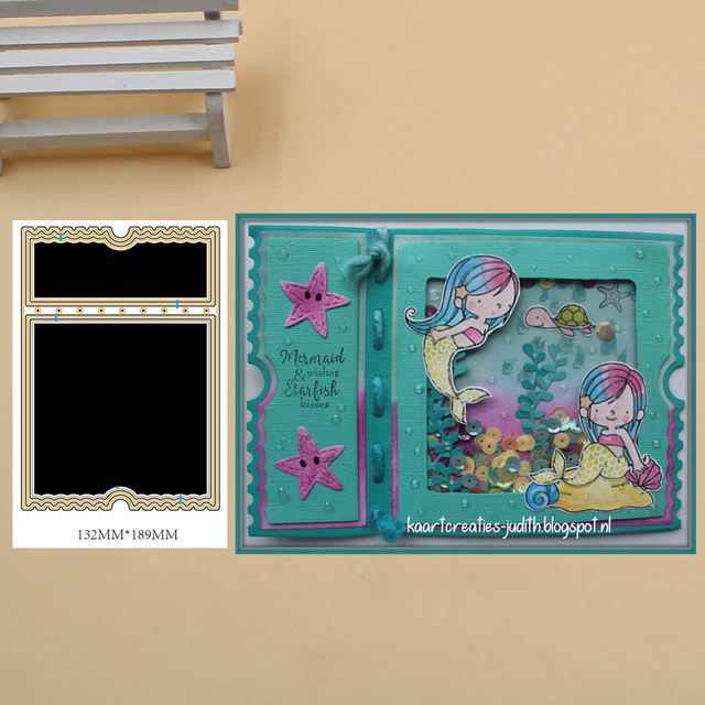NO.2 Decorative paper card Metal Cutting Dies Stencils for DIY Scrapbook Photo Album Paper Card Decorative Craft Embossing 2019