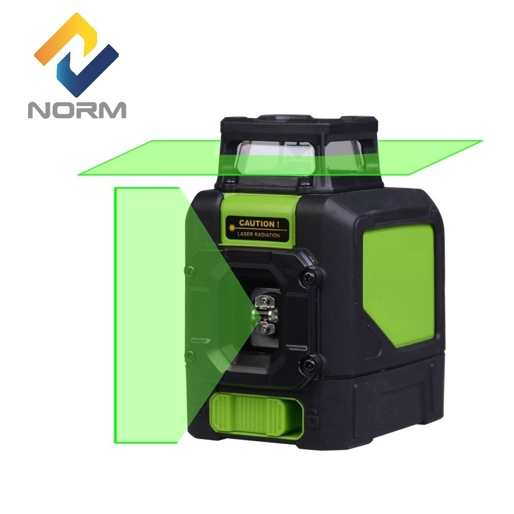 Norm 5 Lines Laser Level Mini Style Self Leveling Laser with Magnetic Bracket