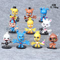 10pcs/1lot Five Nights At Freedy FNAF 6cm Toys Action Figure Toy For Children Brinquedo #2058 Kids Christmas Gift