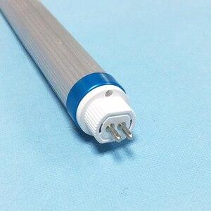 Image 3 - 10pcs T5 led 튜브 빛 18w 4ft 1200mm t6 g5 홀더 AC110 277V 1.2m led 알루미늄 + pvc 튜브 램프 거실 공장