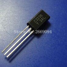 100pcs 2SC2236 C2236 C2236Y TO 92L transistor