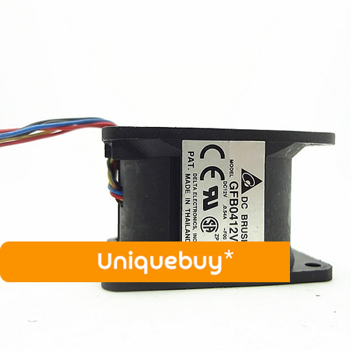 Computer 0.54A for Delta Cooling fan 12V DELL HP GFB0412VHF