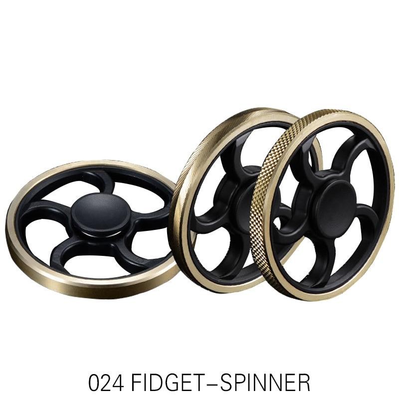 Hot Sell Hand Spinner Steering Wheel Round Fidget Spinner