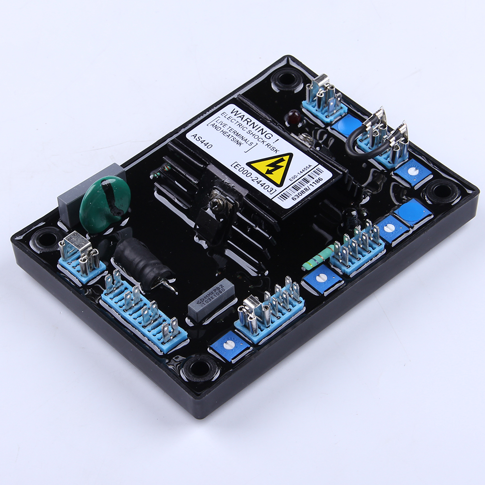 SHLUO AVR AS440 Automatic Voltage Regulator for Brushless Generator Parts with high quality
