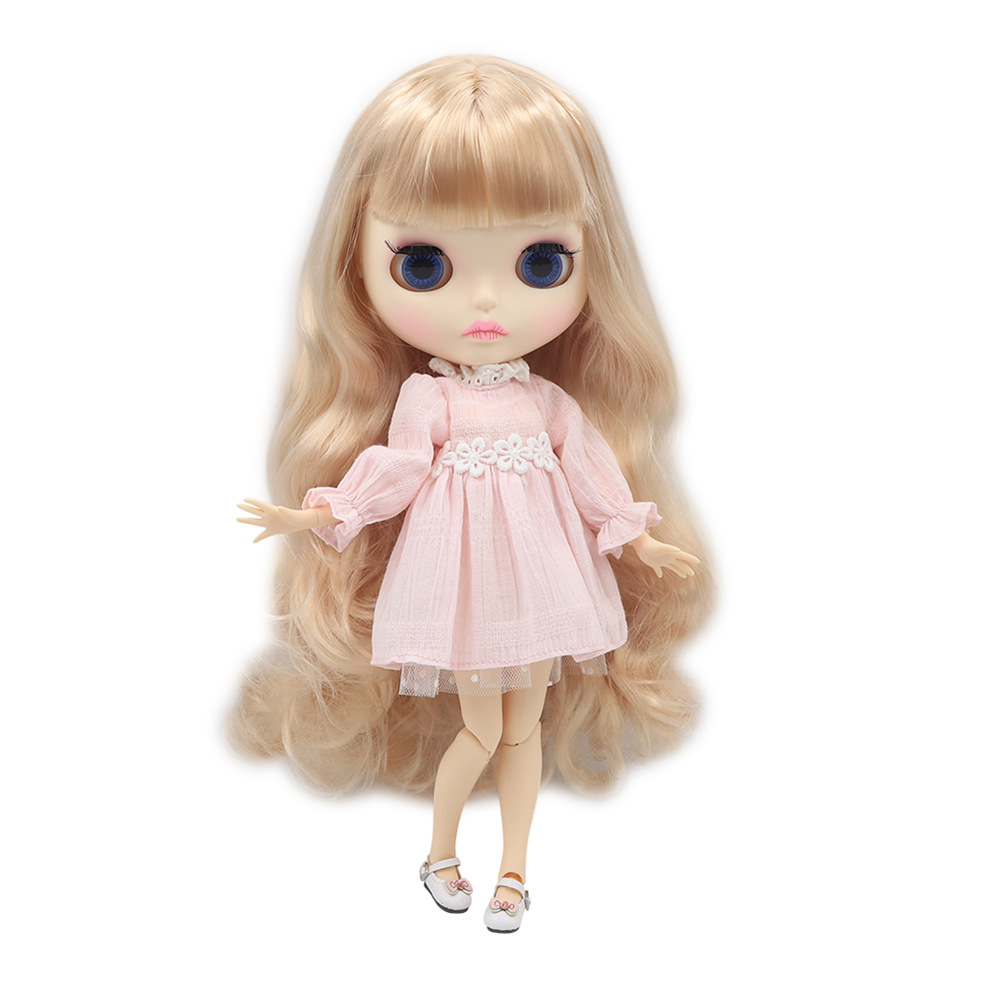 Icy Factory Blyth Doll Joint Body Diy Nude Bjd Toys Fashion Dolls Girl Gift Special Offer On Sale With Hand Set A&b #6