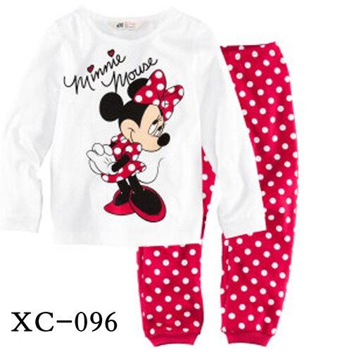 2013 autumn and winter new kids girl s 100% cotton long sleeve nightwear 2b3f37990