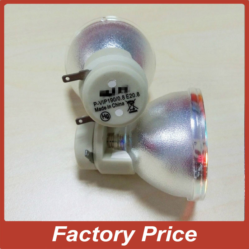 100% Original Bare RLC-083 Projector Lamp P-VIP 190W 0.8 E20.8  P-VIP 190 / 0.8 E20.8 For VIEWSONIC PJD5232 PJD5234 PJD5453s Ect