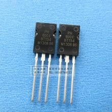 Бесплатная доставка Симистор BT134-600E BT134 К-126 Транзистор новый оригинальный