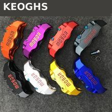 Big discount Keoghs Motorcycle Brake Caliper 82mm Hole To Hole/4 Piston Cnc Aluminum Alloy For Yamaha Scooter Rsz Jog Force Cygnus Modify