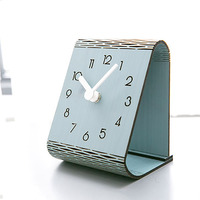 Nordic Table Clock Living Room Bedroom Office Table Decoration Home Decor Desk Digital Clock Reloj De Pared Duvar Saatleri Z026
