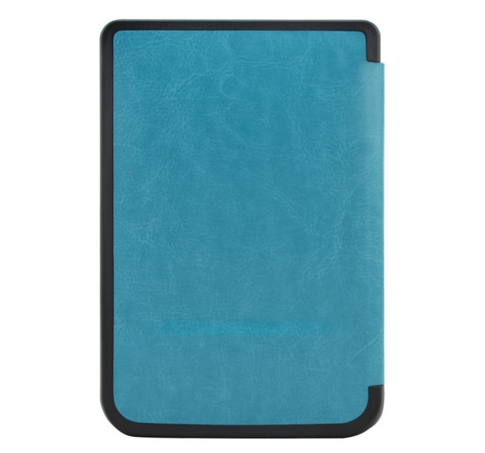 New Crazy Horse Magnetic Flip Leather Cover Case For Pocketbook Touch 614624626 6 6 inch Free Shipping (9)