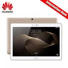 Международная прошивка Huawei MediaPad M2 10.0 3 ГБ 64 ГБ 10.1 дюймов Wi-Fi/LTE таблетки ПК Android KIRIN 930 Восьмиядерный 13.0 МП GPS