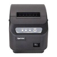 Xprinter 80mm thermische erhalt bill drucker Küche Restaurant POS drucker mit auto cutter USB  serie port